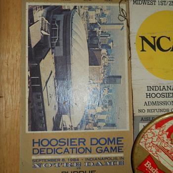 Hoosire Dome R.I.P.