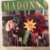 Madonna 45 Record Commotion from Soundtrack of Who's That Girl Art Cover