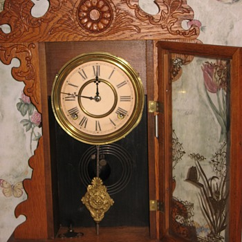 Great -grandmon Corrie's Sessions Mantle Clock - Clocks