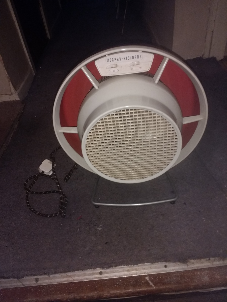 Cold Air Blower Air Force 1 : Morphy richards hot and cold air blower heater with