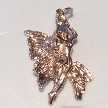 Silver charm  - Fine Jewelry