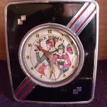 "Ingraham ""Buck Rogers"" Pocket Watch"