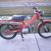 1981 Honda CT110 Trail 110