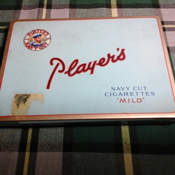 John Player's Tin