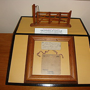 MY FAVORITE PATENT MODEL GATE