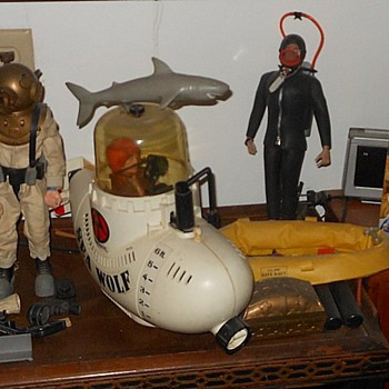 GI Joe and Freinds Almost Entire Collection Part 2 - Toys