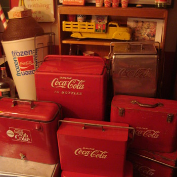 New Coca Cola items!!