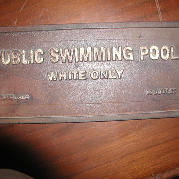 Pool Sign - Signs