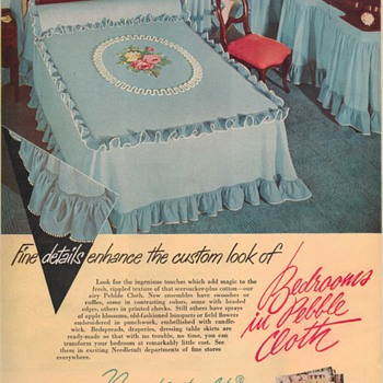 1950 Needletuft Advertisement - Advertising