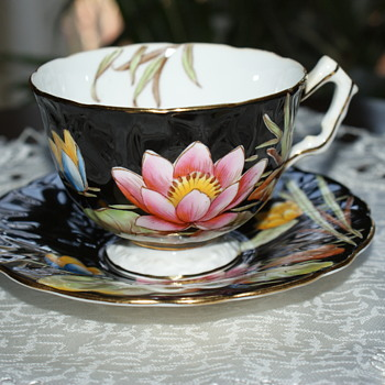 Ansley Vintage Tea Cup  - China and Dinnerware