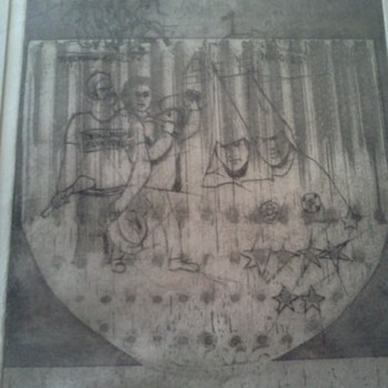 Equal Rights Congress (Etching)