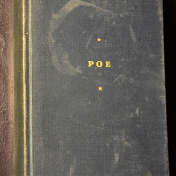 Edgar Allen Poe - 1935 - Books