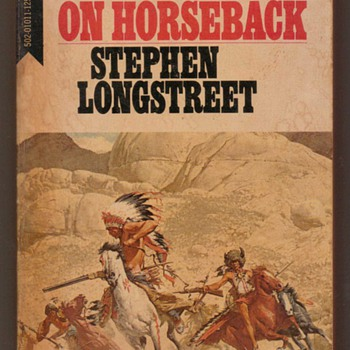 1970 - War Cries on Horseback - Books