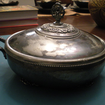 Sterling Silver Bowl? - Sterling Silver