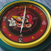 22&quot; Super Mario Bros. 2 Wall Clock Nintendo 1989