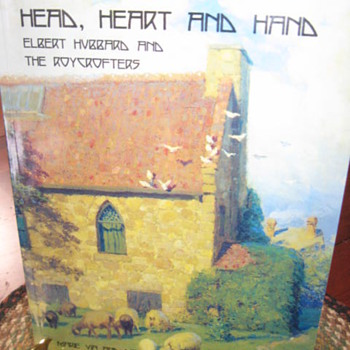 Head, Heart & Hand .....what they made - Arts and Crafts