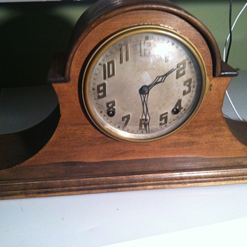 Ingraham clock - Clocks