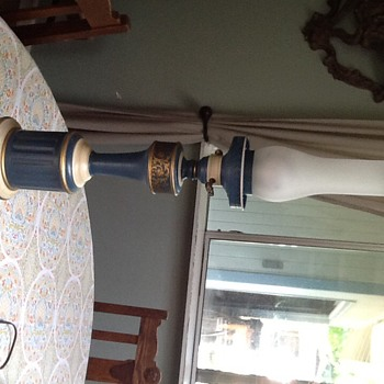 Lamp from deceased mother in law