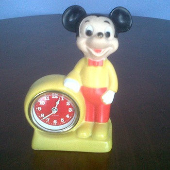 Oh Mickey ! - Clocks
