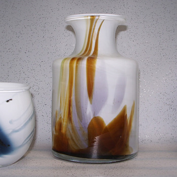 Holmegaard Trio - Art Glass