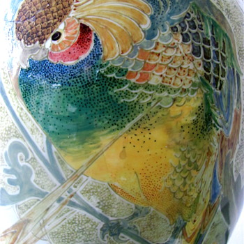 Famous Rozenburg eggshell  - Pottery