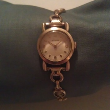wittnauer ladies cameo watch - Wristwatches