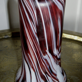 My lovely new vase - Rindskopf (Radicchi;o) - Art Glass