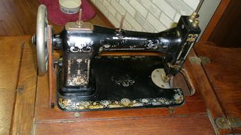 white classic 312 sewing machine manual