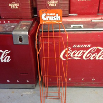 Orange Crush Rack