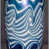Extremely Rare Imperial Art Glass Vase  c. 1923