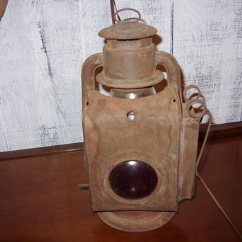 1910-1914 buggy lantern - Lamps