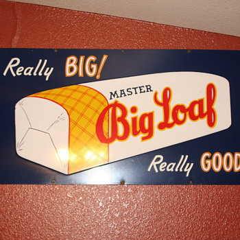 Big Loaf bread sign - Signs