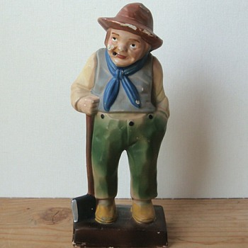 Loved our Enesco Smoker Figurine