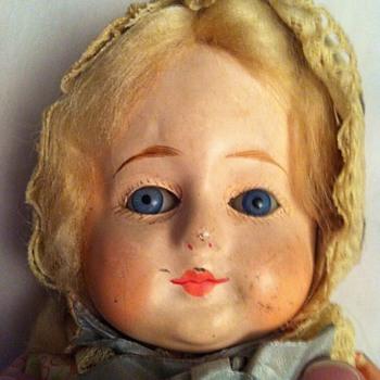 "A ""Laura Ingalls"" cutie - Dolls"