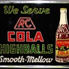 My favorite Cola sign!