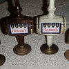 1960's Hamm's beer tap knobs-San Francisco Brw'g.