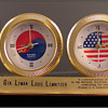 Joint Chiefs of Staff General Lyman Lemnitzer Clock