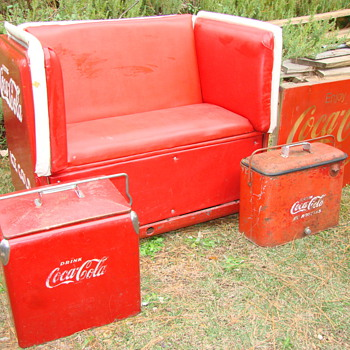 Coca-Cola stuff I&#039;ve collected lately - Coca-Cola