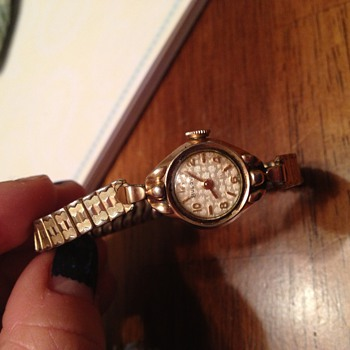 Bulova ladies watch