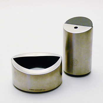 PRESIDENT ashtray and lighter, André Ricard (1966)