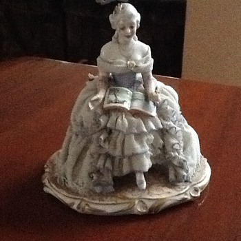 Old Figurine