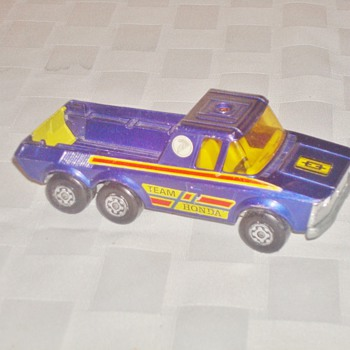 1974 Matchbox Super Kings Pick-Up Truck