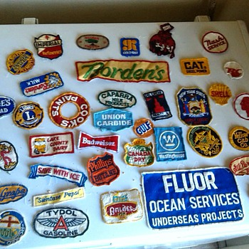 More and More Patches  - Advertising