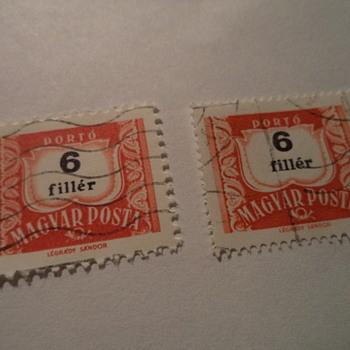 Magyar Posta - Hungary Stamps