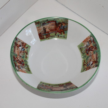BOSTON EGG CO. DISH - China and Dinnerware