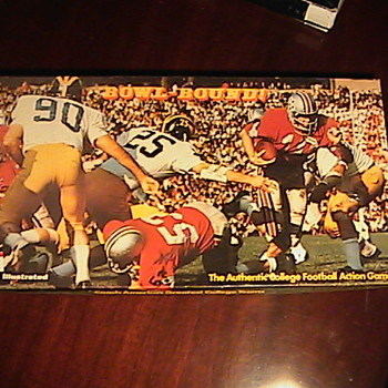 Bowl Bound College Football Game - Goodwill Find!