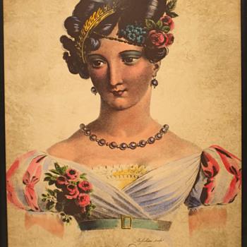 La Juene Belge vintage poster