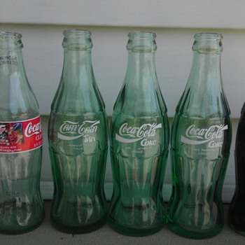 Lot of Coca-Cola Items 1