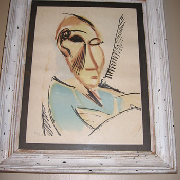 Picasso pic?? - Posters and Prints