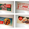 Part Of My Coca-Cola Ink Blotter Collection